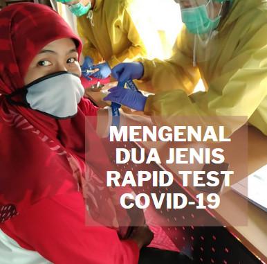 dua jenis rapid test